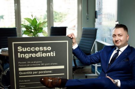 """""""Avokati i vipave"""" Egli Haxhiraj dhe Damiano Pontrelli vijnë me një projekt të ri në fushën e sportit"""