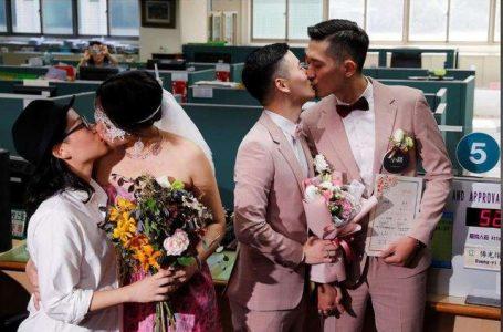 Zvicra miraton martesat e së njëjtës gjini