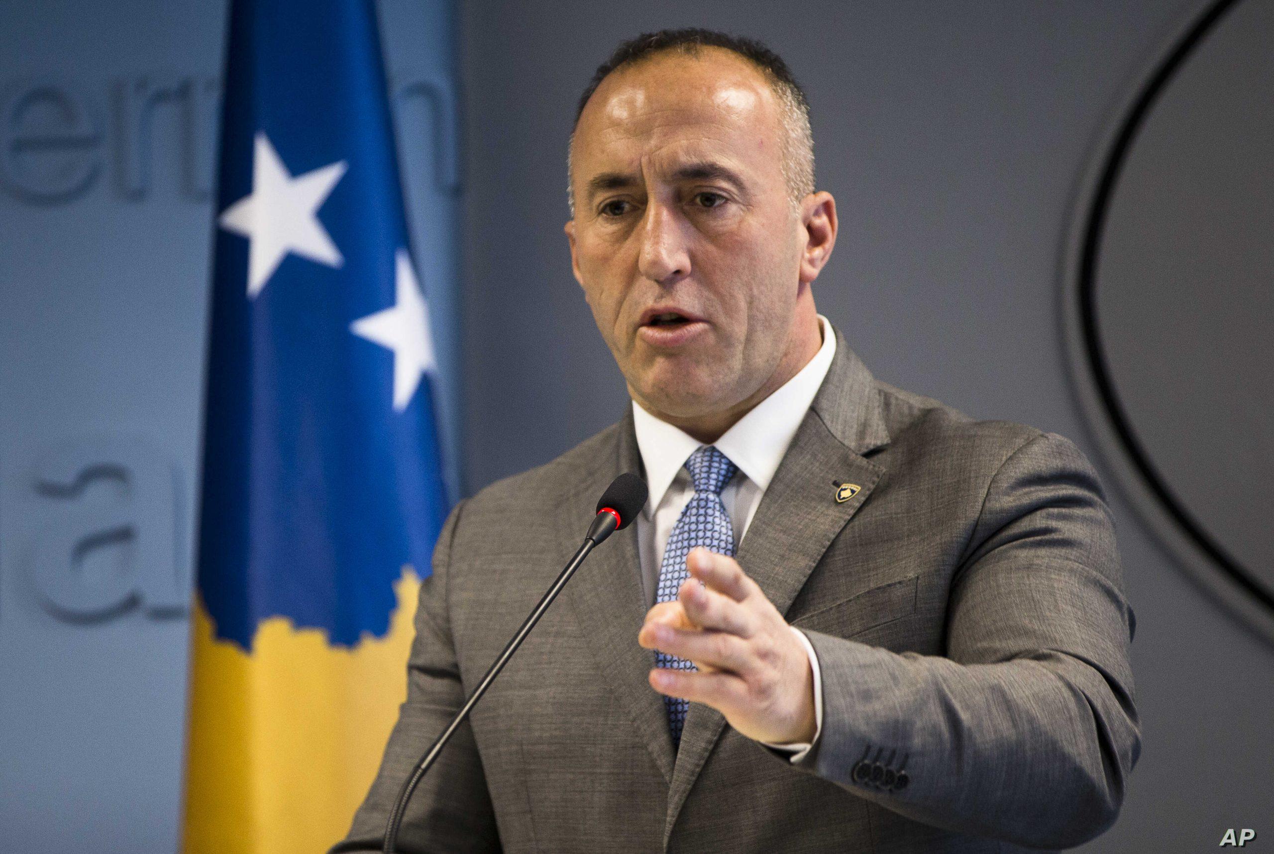 """""""Me mua s'guxonte njeri të bllokonte rrugët""""/ Haradinaj: Kurti po rrezikon policët në veri"""