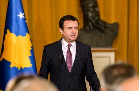 Albin Kurti ia bën Serbisë '8 me 2'/Lëvizja e tij befason edhe SHBA-të