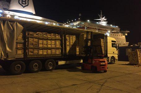 U kap 6 herë me drogë në kontejnerët me banane/SPAK sekuestron kompaninë 'Alba Exotic Fruit'