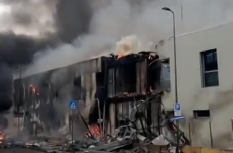 (VIDEO) Tragjedia në Milano/Avioni privat përplaset me ndërtesën, shuhet familja e miliarderit rumun